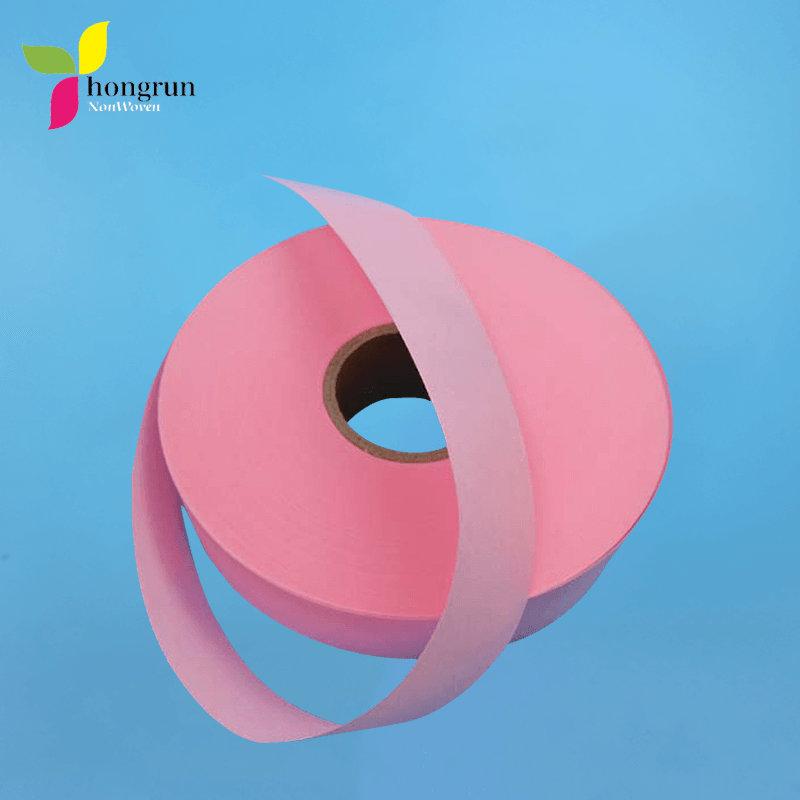 Воск для подмышек розового цвета одноразовые нетканые эпилятор воском 7см х 100м 80gsm